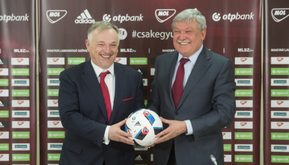 MOL To Donate USD 8 Million To Hungarian Soccer Association In 2016