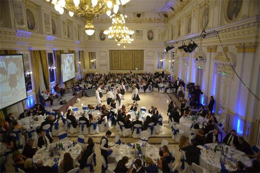 See What Happened @ Burns Night 2016 At Corinthia Hotel Budapest