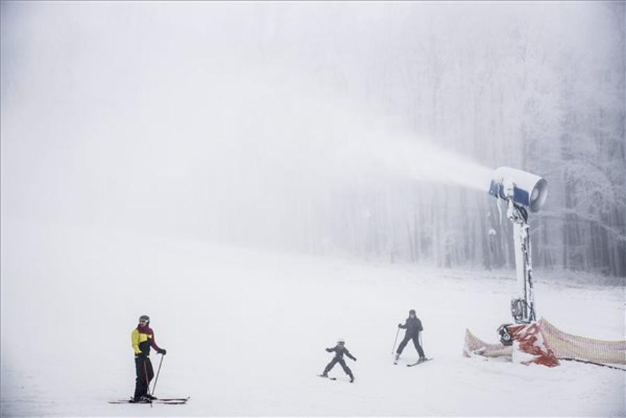 Hungarian Ski Resorts Open