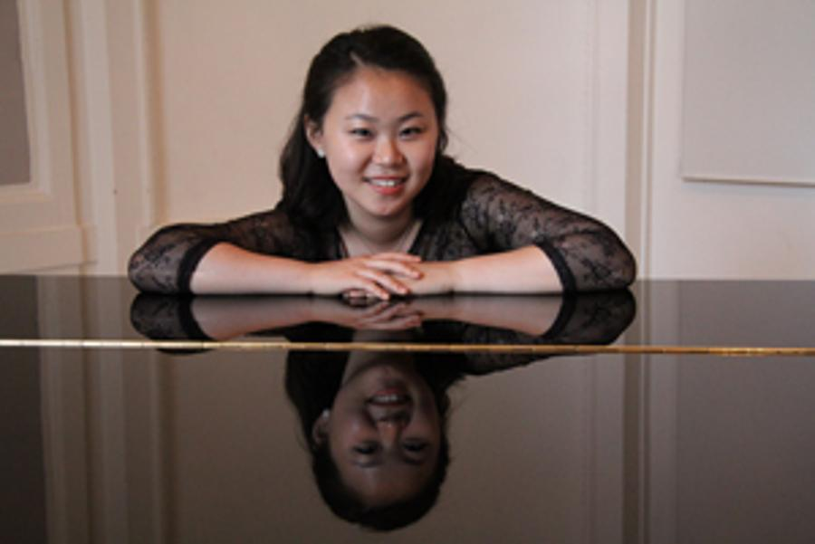 Mozart Night-Yang Yoonhee Piano Recital, Korean Cultural Center Budapest, 26 January