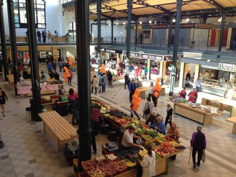 Newly-Restored Farmers' Market Praised By Lonely Planet