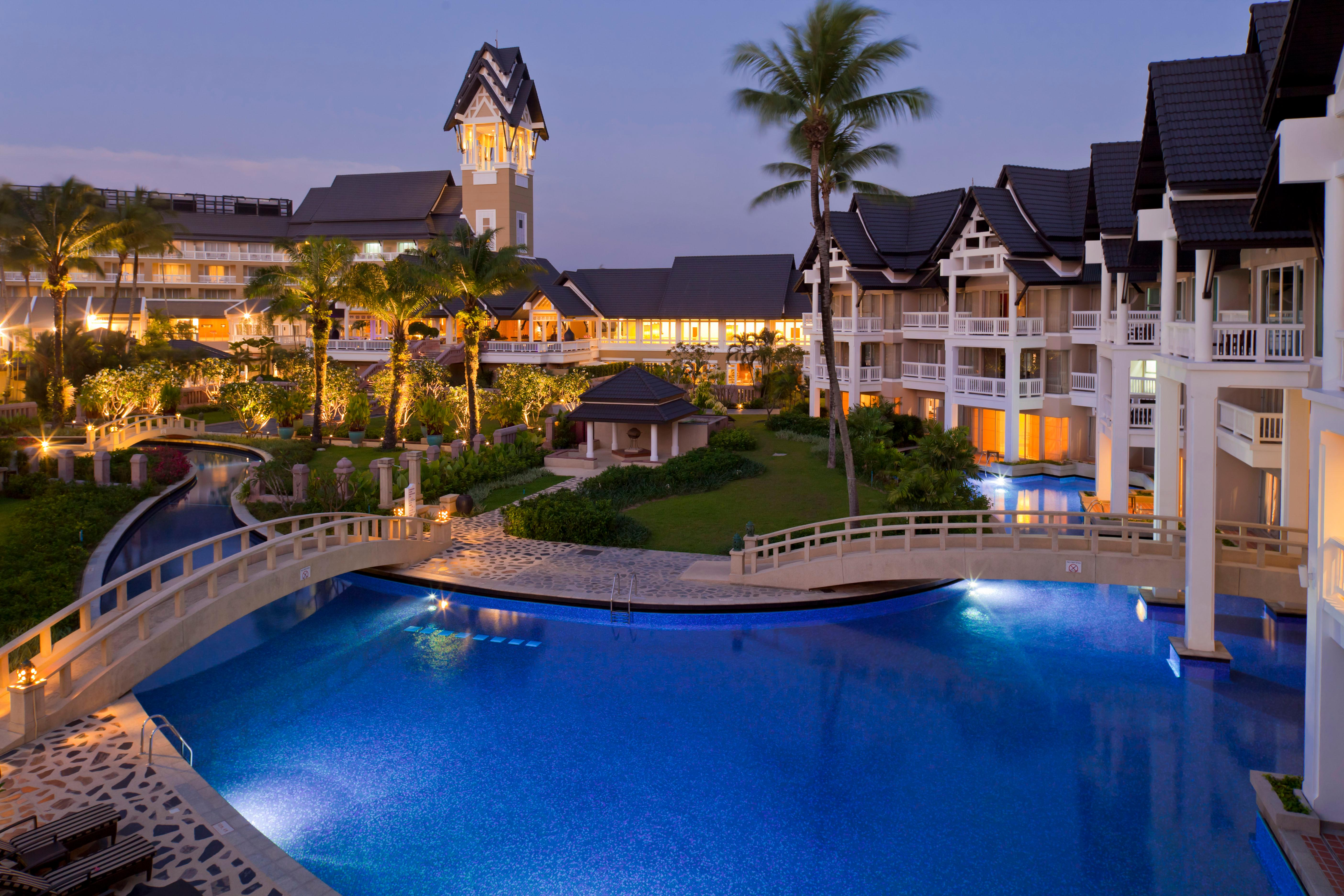 Escape From Budapest To Thailand's Leading Family Resort: Angsana Phuket