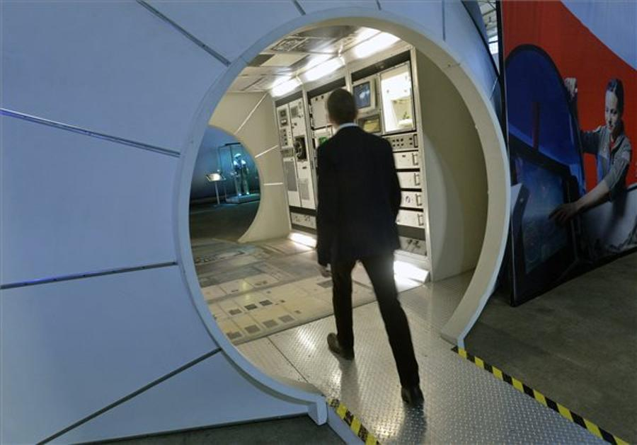 Gateway To Space Exhibition Opens At Millenáris In Budapest