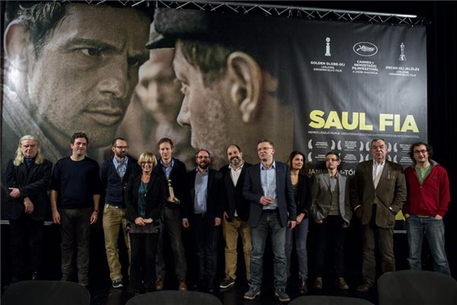 Son Of Saul Nominated For Oscar In Best Foreign-Language Film Category