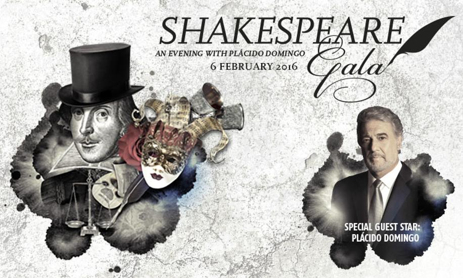 Shakespeare Gala – An Evening With Plácido Domingo, Budapest Opera, 6 February