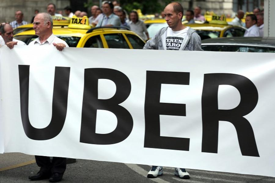 Operations Manager Hungary Uber 'Not Taxi Service'