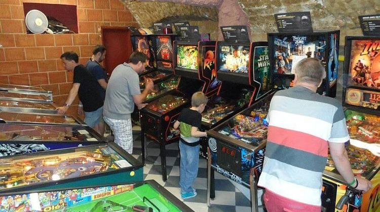 Budapest Pinball Museum: A Nostalgic Playground For All Ages