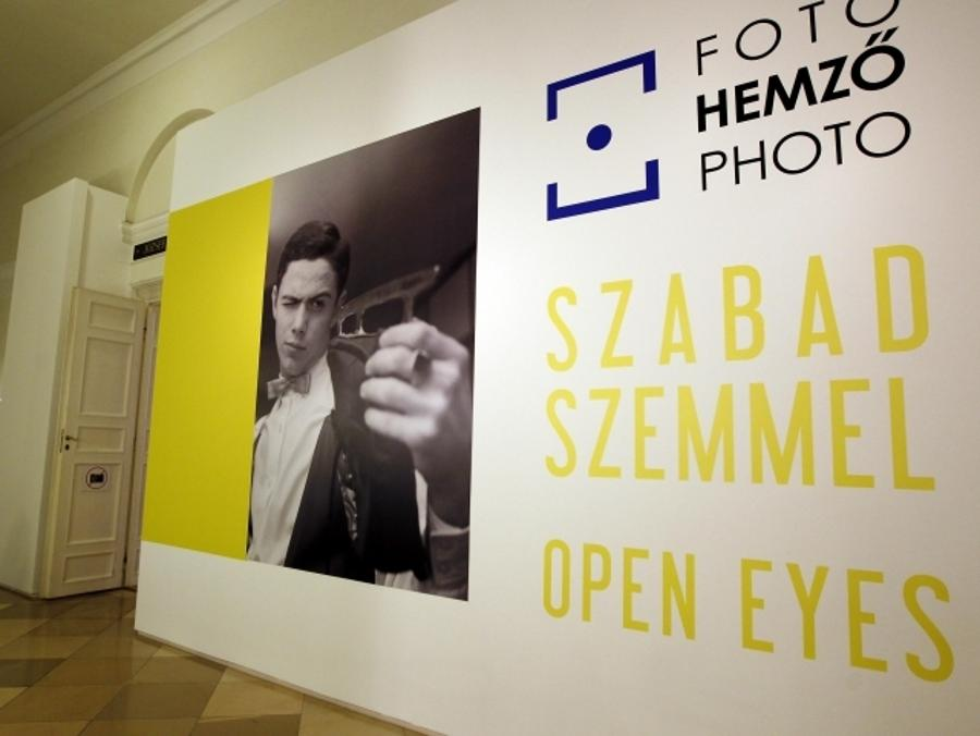Now On Open Eyes Exhibition, Hungarian National Museum