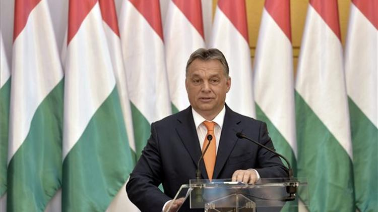 Orbán Wants 'Attractive' Hungary That Entices Citizens Back Home