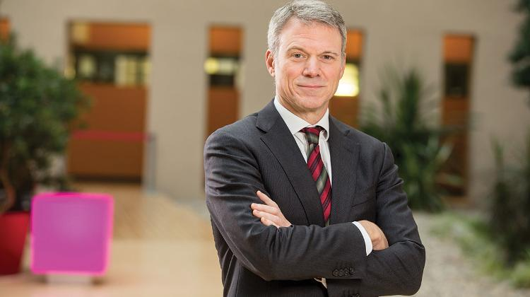 Christian Mattheisen Remains CEO Of Magyar Telekom