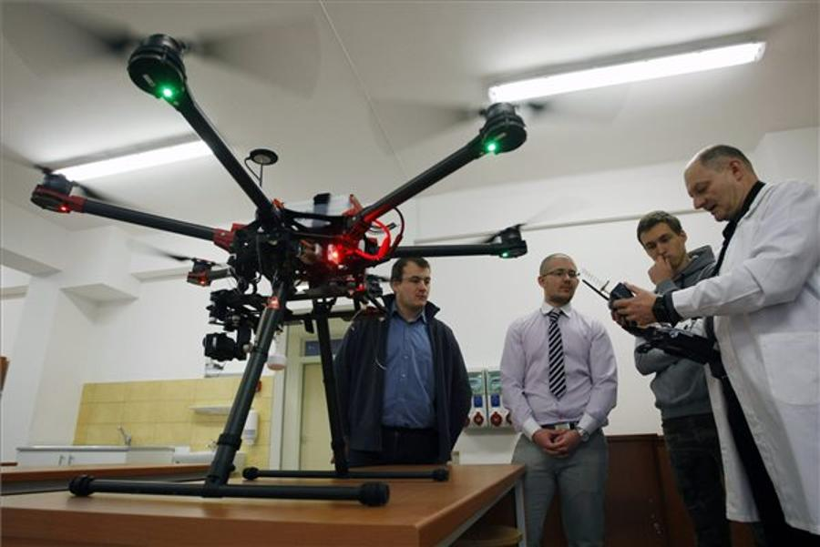 Tax Authority Buys Drone To Fight Tobacco Smugglers