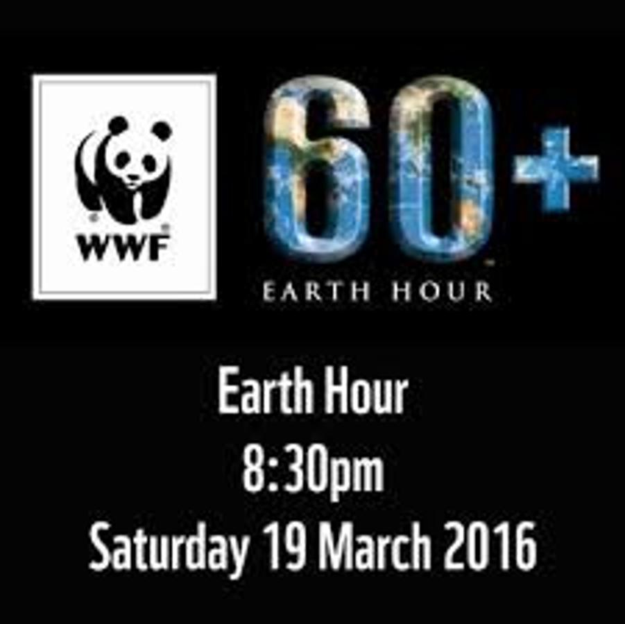 Video Article: Earth Hour In Budapest On 19 March