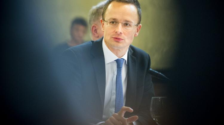 Szijjártó: Hungary Eyes Strategic Cooperation With Two U.K. Companies