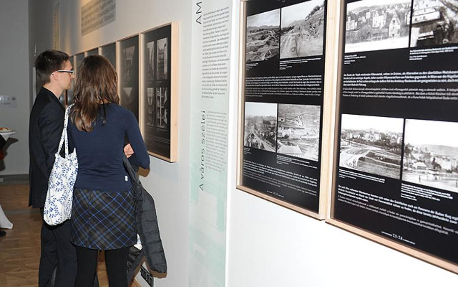 Now On Until 29 May: Photo Exhibition On Architecture Of Vienna & Budapest, In Caste Bazaar