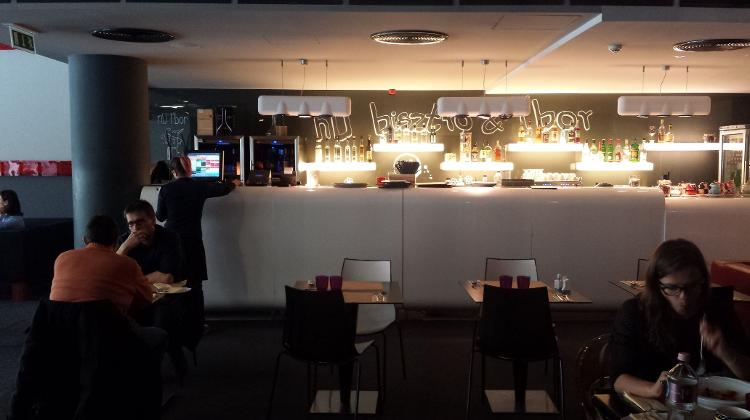 Restaurant Review: Nu Bistro - Ambient Oasis In Middle Of Budapest