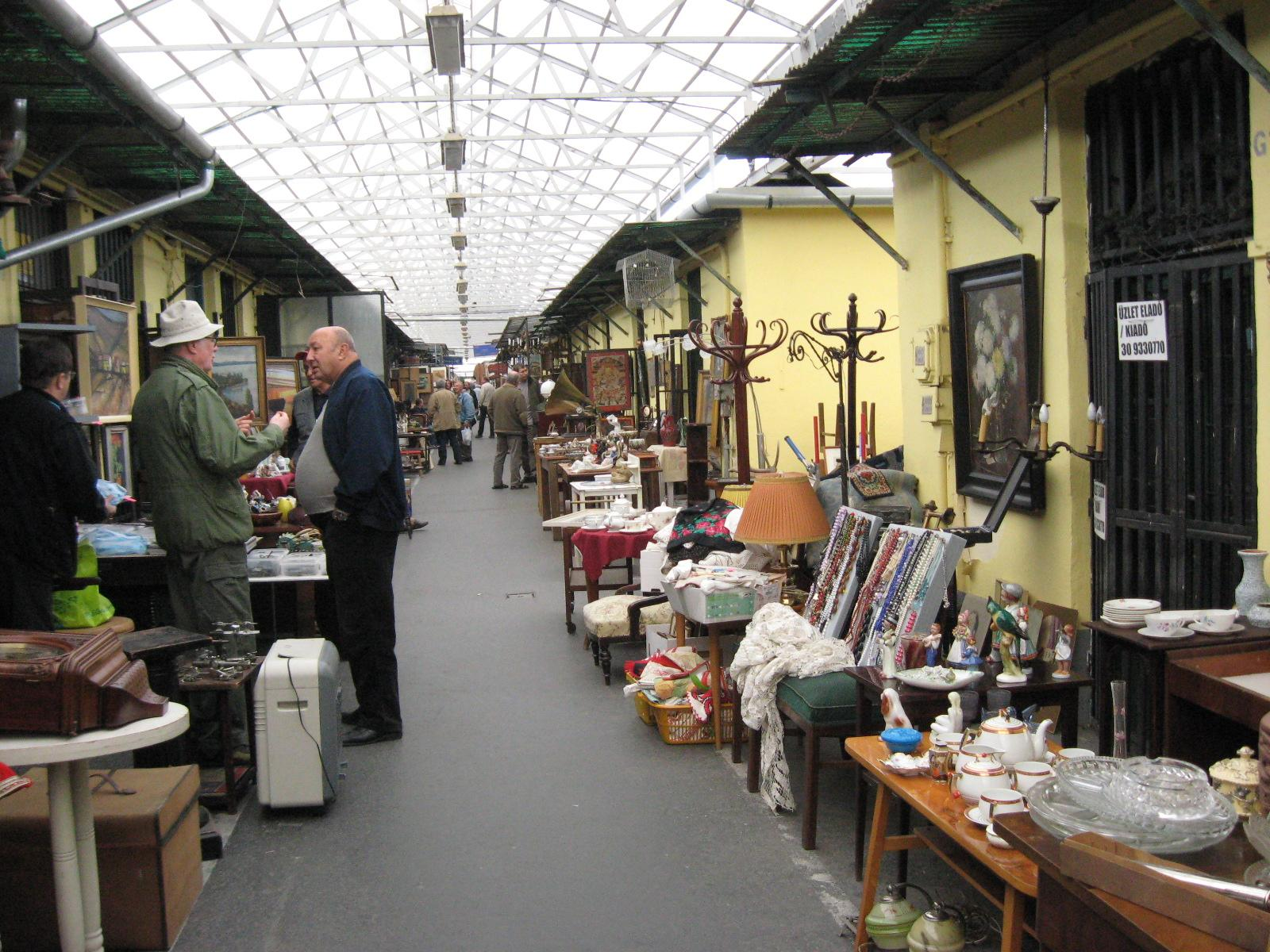 The Art Of Bargaining At Hungarian Flea Markets