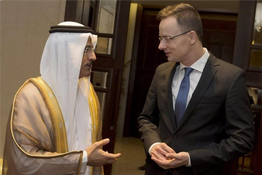 Hungary Signs Nuclear Energy, Business Agreements With UAE