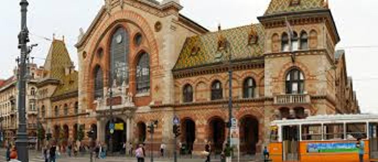 Tourism Days @ Central Market Hall Budapest In 2016