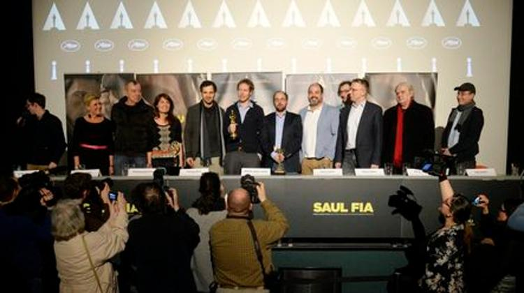 Video: Son Of Saul Team Returns To Budapest In Triumph