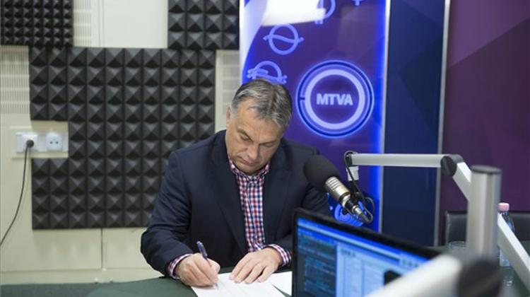 Orbán: Experiences Of Sunday Shopping Restrictions To Be Assessed