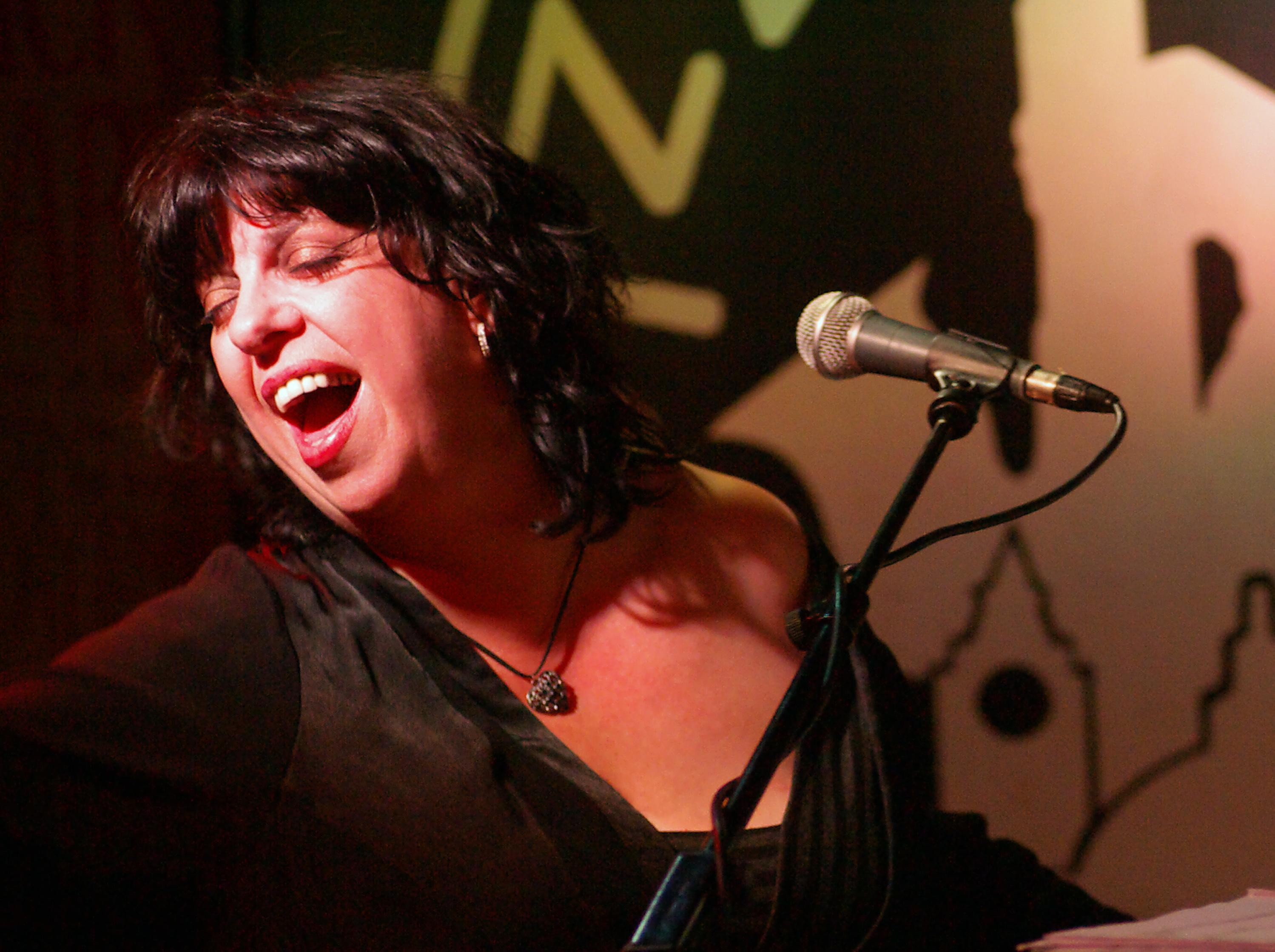 Liane Carroll, Budapest Jazz Club, 22 April