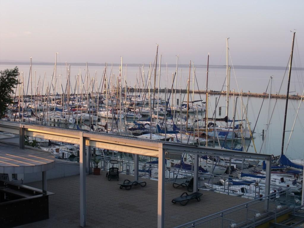 Four-Star Hotel Yacht Opens At Lake Balaton