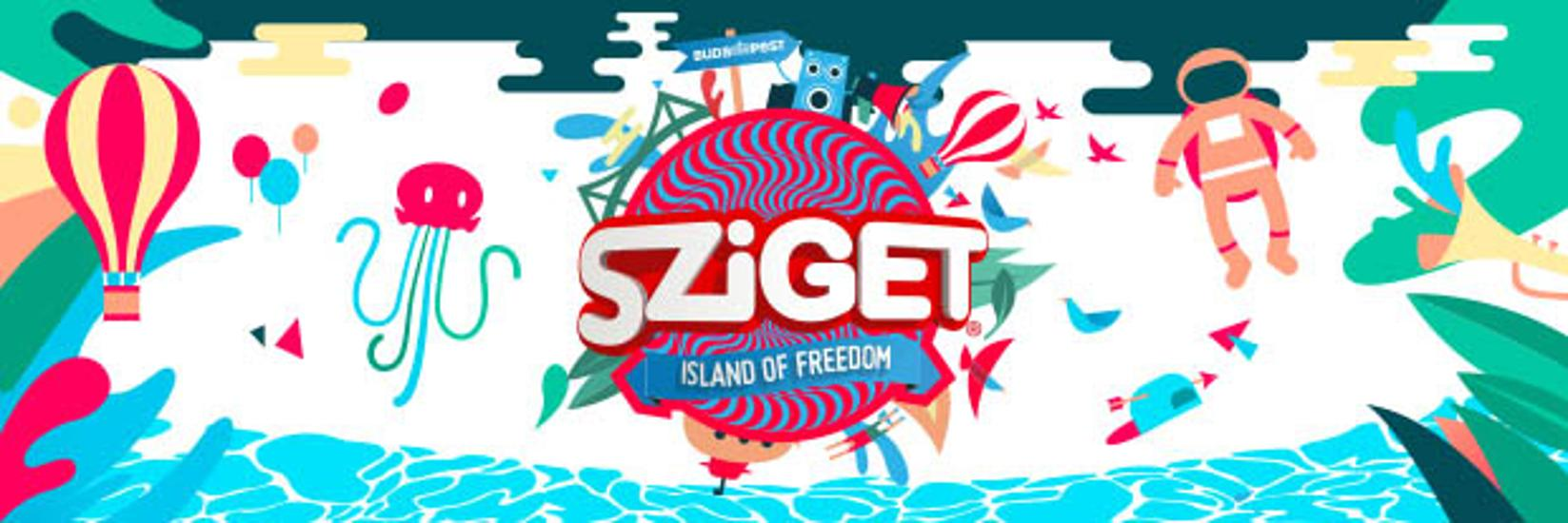 New Names For Sziget Festival Revealed