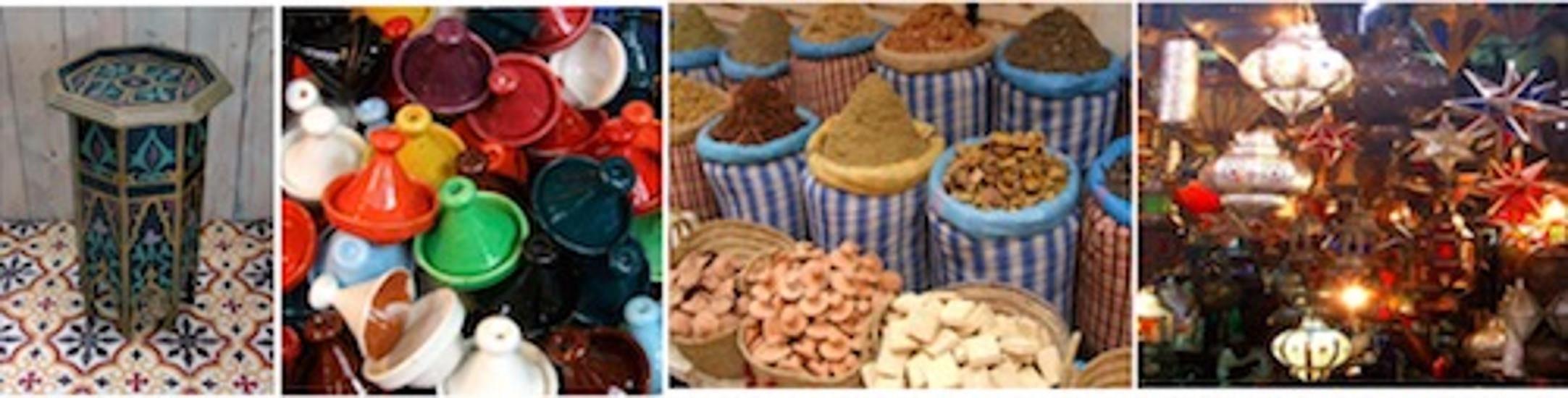 Moroccan Days, Central Market Hall, 12 - 14 April