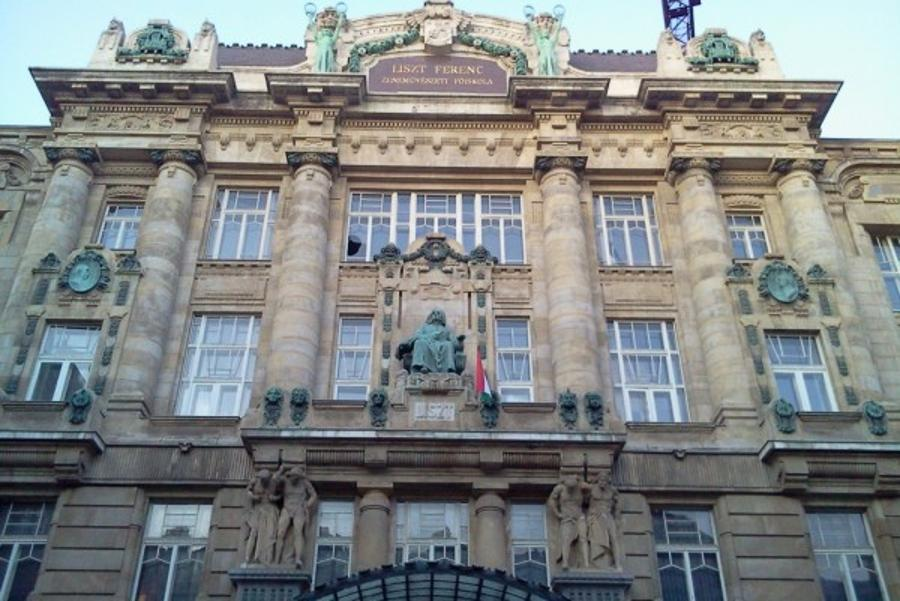Liszt Academy Of Music Ranked 30th Top University For Performing Arts