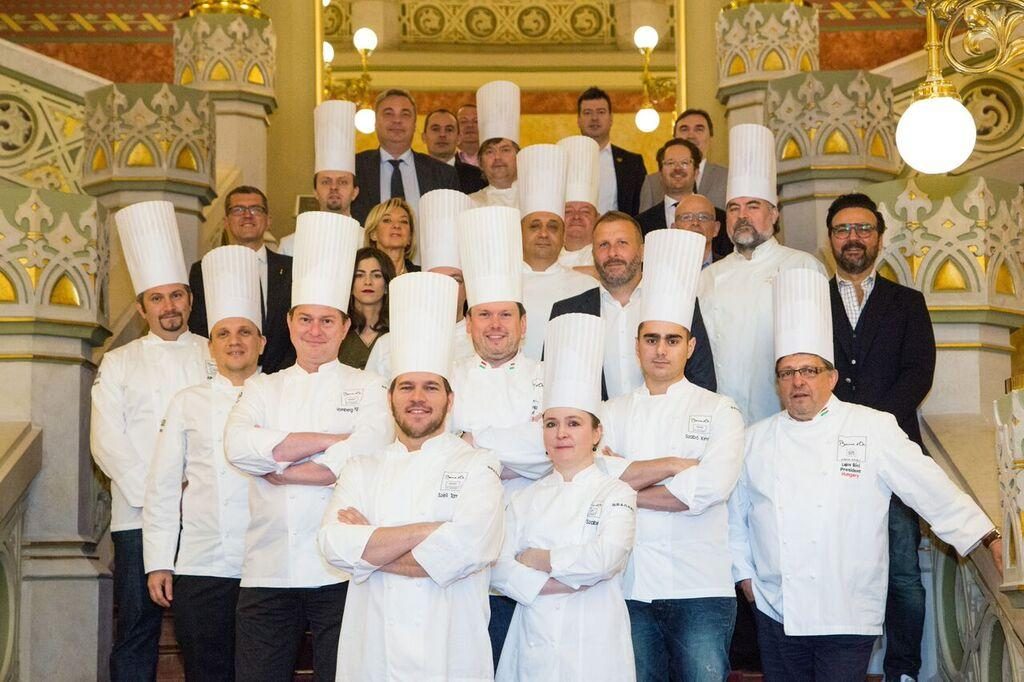 The World Of Gastronomy Is Watching Budapest