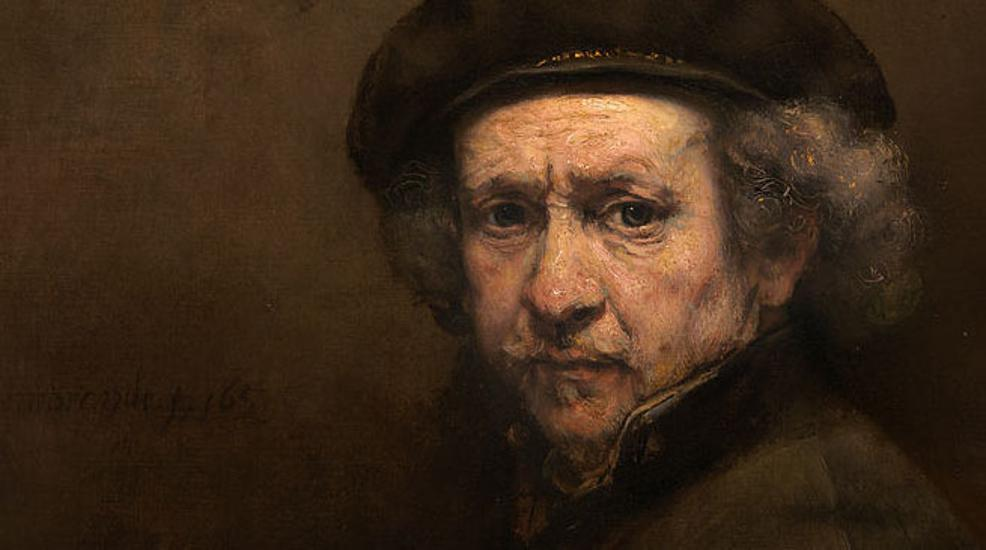Rembrandt From National Gallery London, & Rijksmuseum Amsterdam, 30 April