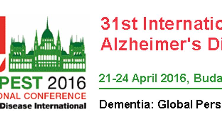 Budapest To Host Intl Conference On Alzheimer's Disease