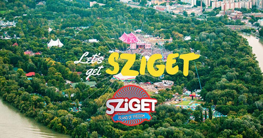 Migration A Main Theme At 2016 Sziget Festival