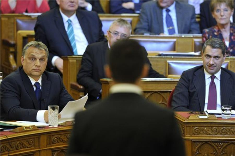 Orbán Confirms Support For CBank Governor
