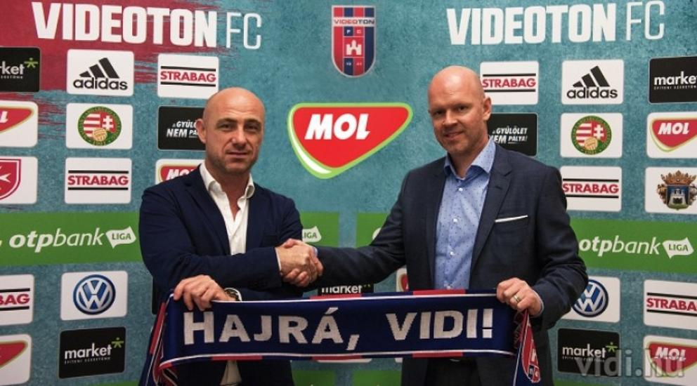 Former Manchester United Star Appointed Head Coach Of Hungarian Team Videoton
