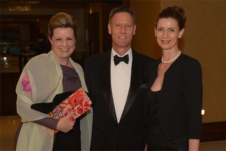 See What Happened @ British International School Budapest Gala