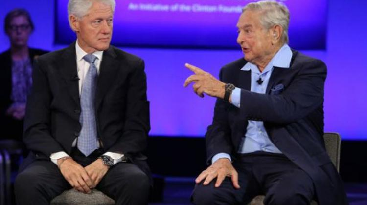 Xpat Opinion: The Anti-Hungarian Conspiracy: Barack Obama, Bill Clinton And George Soros