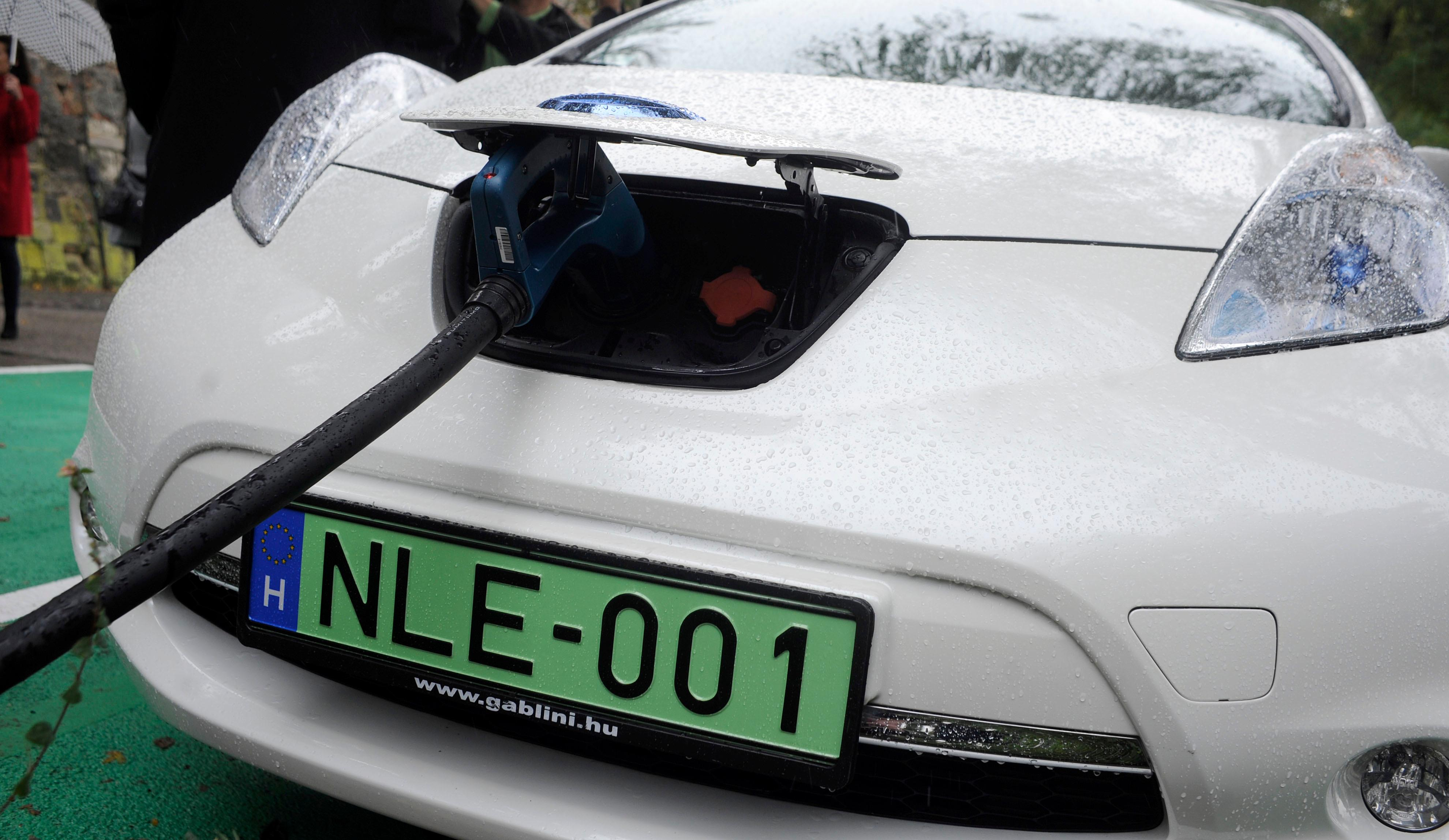 Nearly 600 Green Licence Plates Registered In Six Months