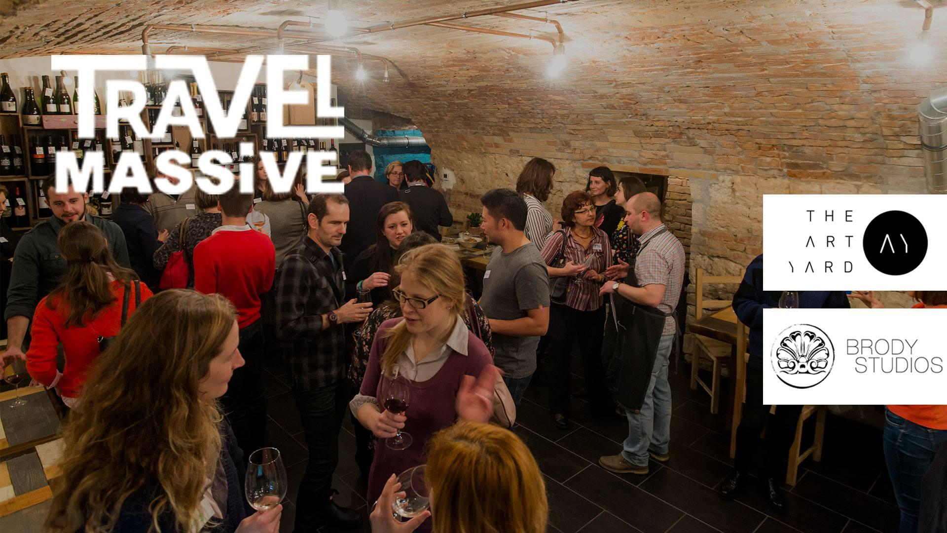 Travel Massive & Brody Studios Event: Travel & Networking, 6 May