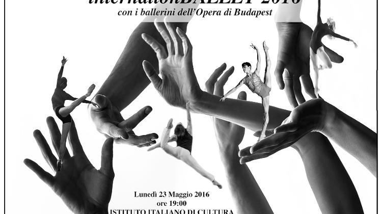"""Internation Ballet"", Italian Institute of Culture, 23 May"