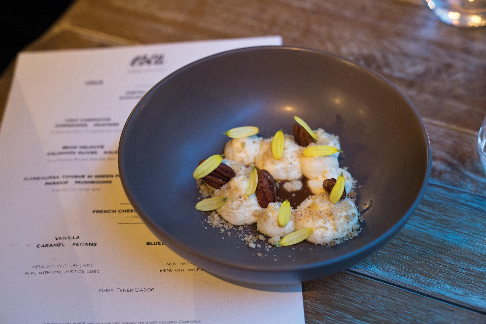 Restaurant Review:  Studio-Restaurant ESCA