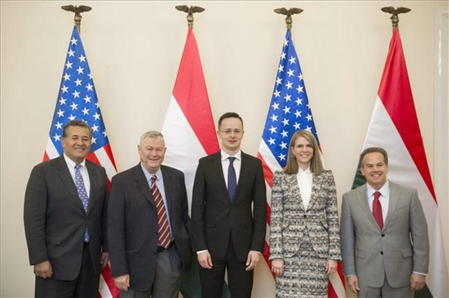 'Appreciable Changes' In Hungary - US Ties