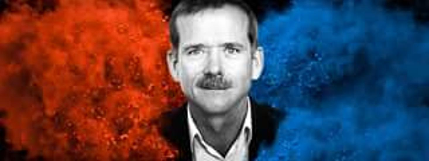 Chris Hadfield At Brain Bar Budapest, 3 June