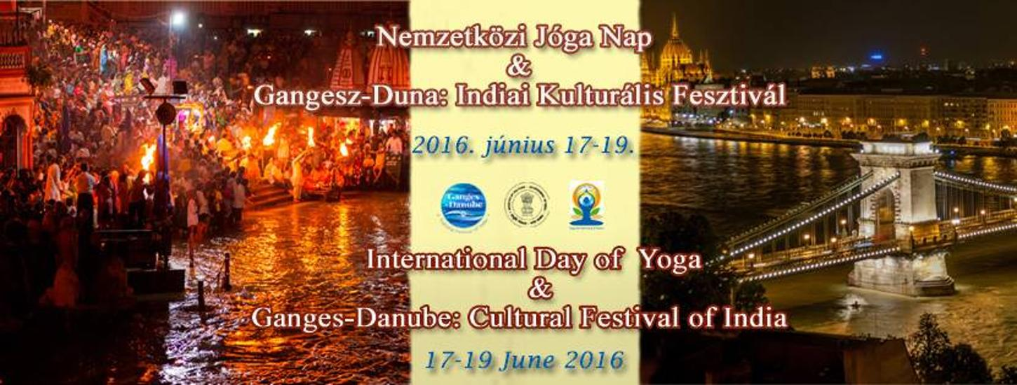 Ganges-Danube Cultural Festival In Hungary, 17 - 19 June