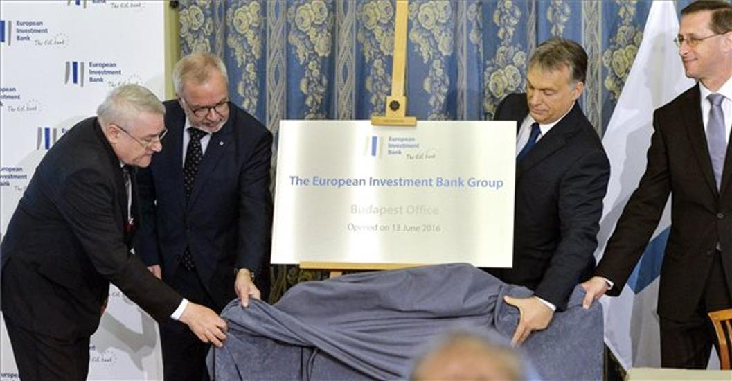 EIB Group Opens Budapest Office