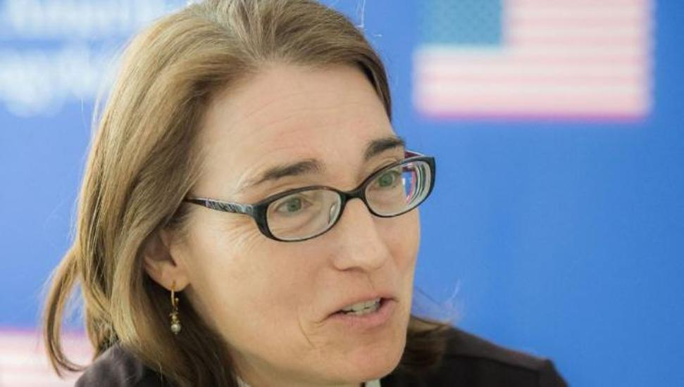 Xpat Opinion: U.S. Undersecretary Sarah Sewall In Hungary