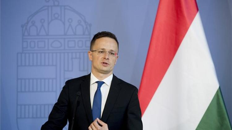 Szijjártó: Europe Must Learn Lesson From Brexit