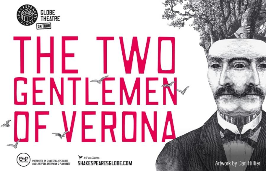 'The Two Gentlemen Of Verona', Margaret Island Open-Air Stage, 1 July
