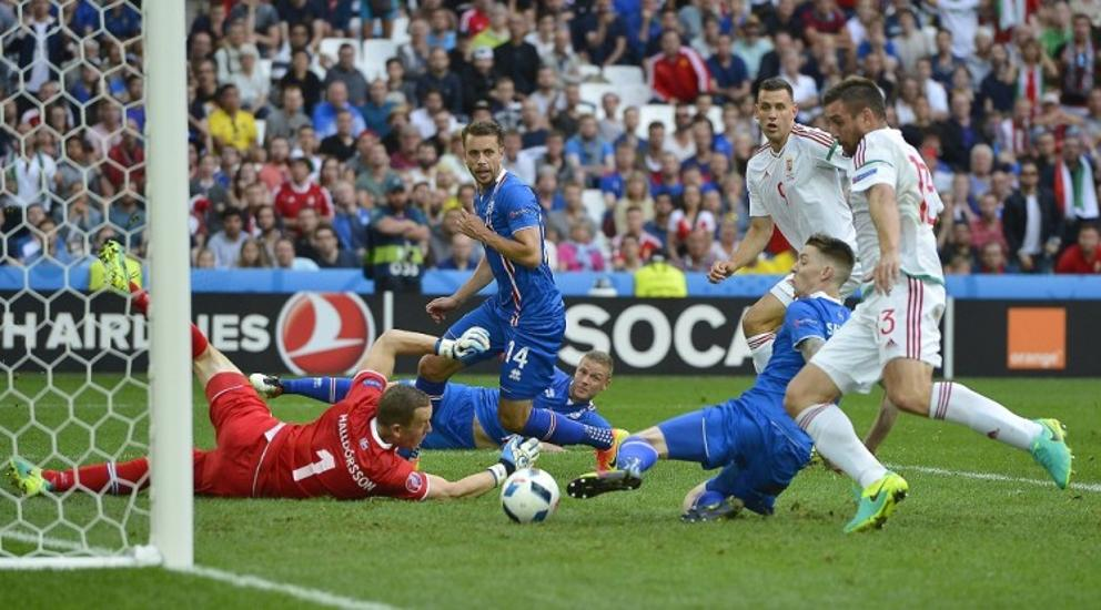 Euro 2016: Dominant Hungary Earn Late Equalizer Against Iceland