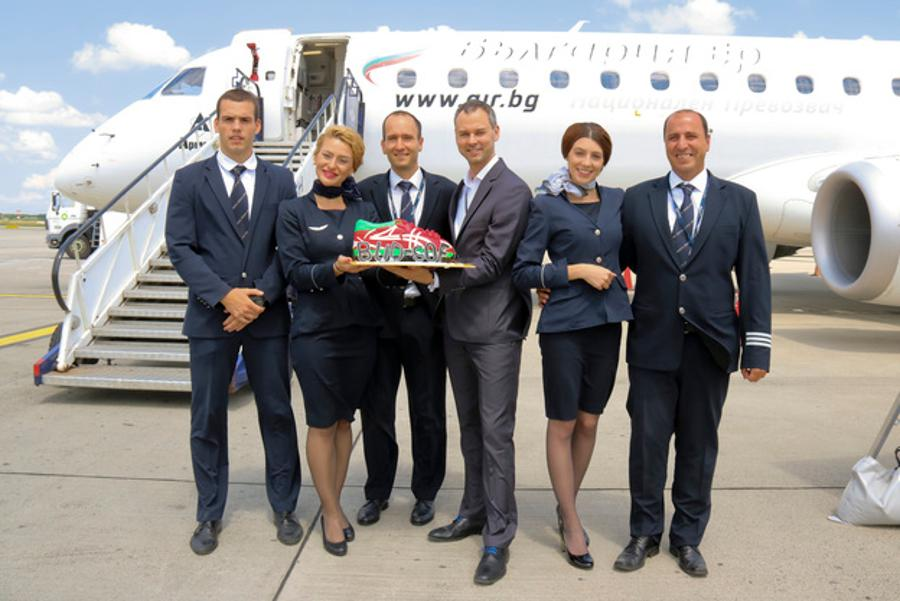 Bulgaria Air Now Connects Budapest & Sofia
